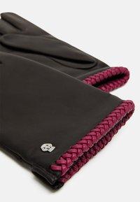 Roeckl - BRIGHTON - Gloves - black/pink - 2