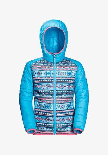 ZENON  - Winter jacket - atoll blue all over