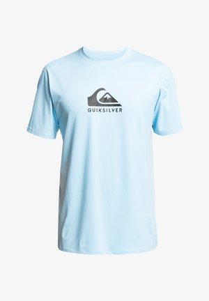 SOLID STREAK  - Sportshirt - airy blue