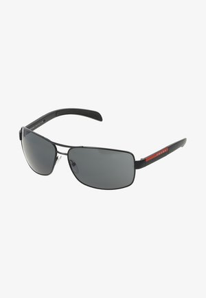 LIFESTYLE - Sunglasses - black/gray