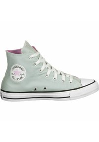 Converse - CHUCK TAYLOR ALL STAR HI - Baskets montantes - blue/white/pink - 6