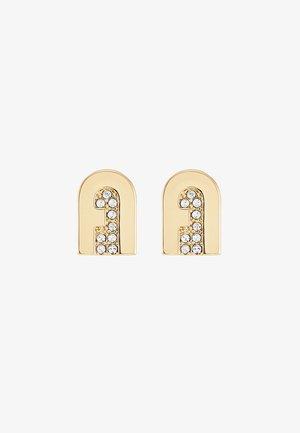 NEW STUD EARRING - Earrings - gold-coloured