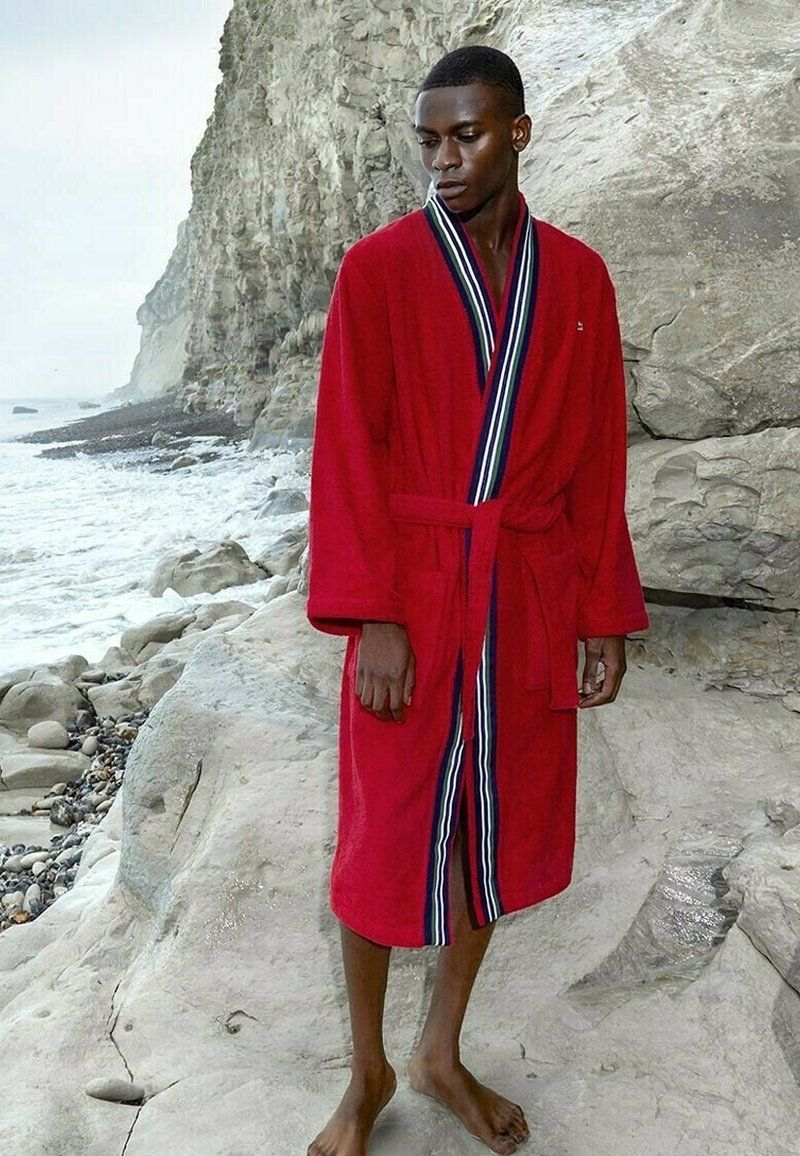Lacoste - Dressing gown - red