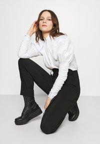 Notes du Nord - NILA - Button-down blouse - white - 4