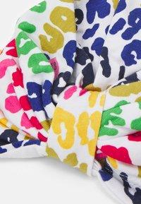 Never Fully Dressed Kids - RAINBOWLEOPARD TURBAN - Beanie - multicoloured - 2