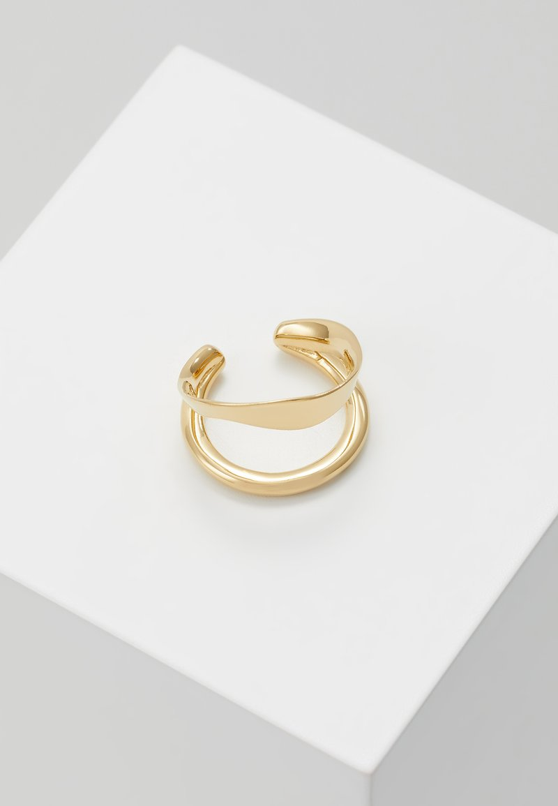 Maria Black - RIPPLES EARCUFF - Náušnice - gold-coloured
