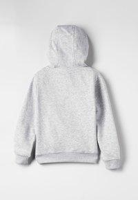Kappa - TOPEN UNISEX - Sports shorts - grey melange - 1
