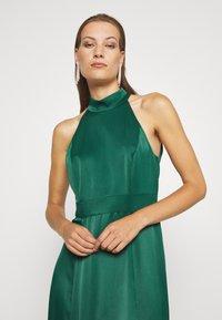 IVY & OAK - LONG NECKHOLDER DRESS - Occasion wear - eden green - 3
