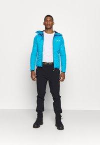 Salewa - ORTLES HYBRID - Sports jacket - blue danube - 1