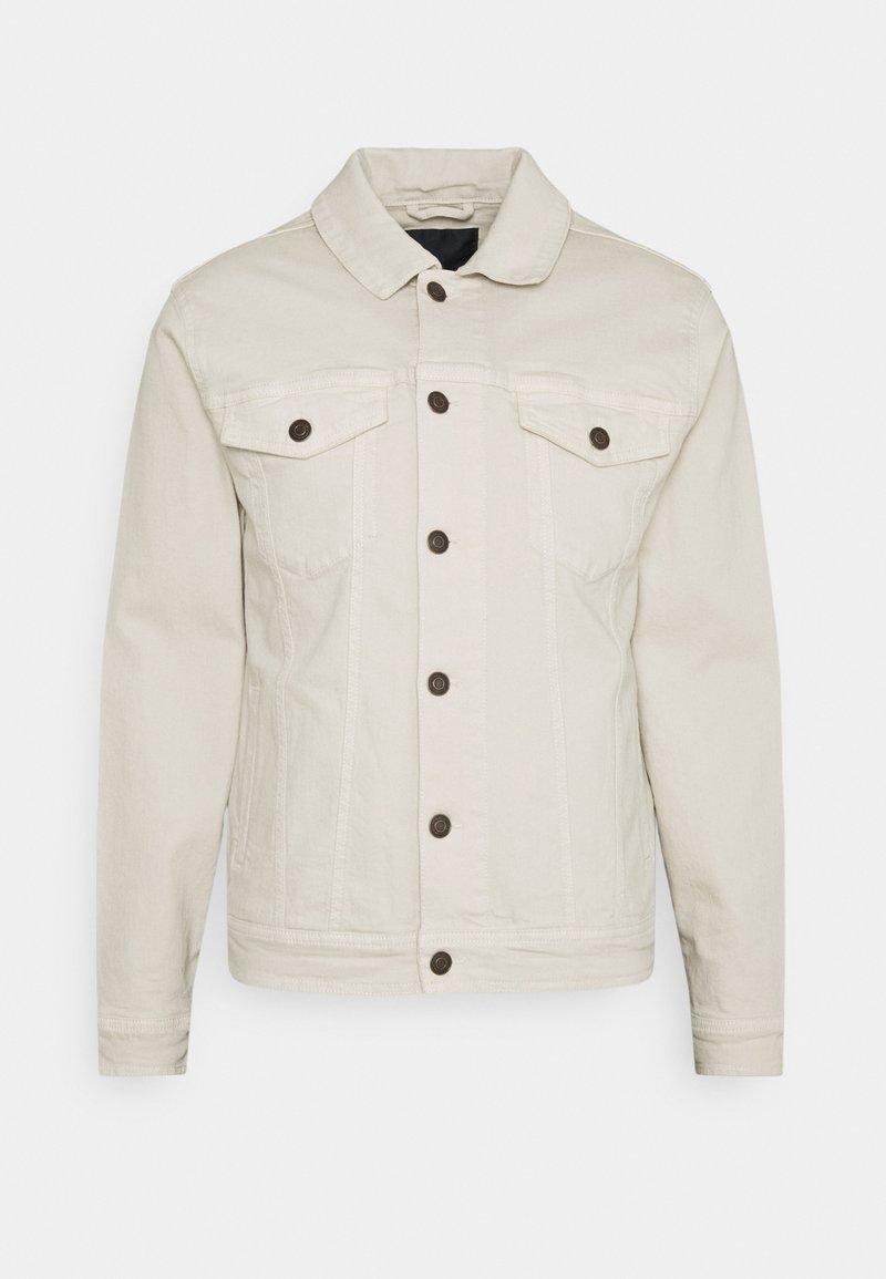 Nerve - CASH JACKET - Veste en jean - off-white