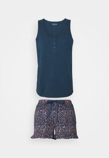 Pyjama - petrol