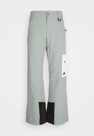 FRESH POW PANT - Pantalón de nieve - grey