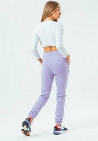 Hype - Tracksuit bottoms - violet - 5