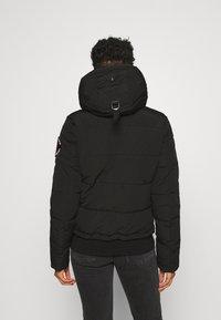 Superdry - EVEREST - Winter jacket - black - 3