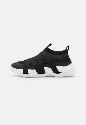RUBAN - Sneakersy niskie - noir