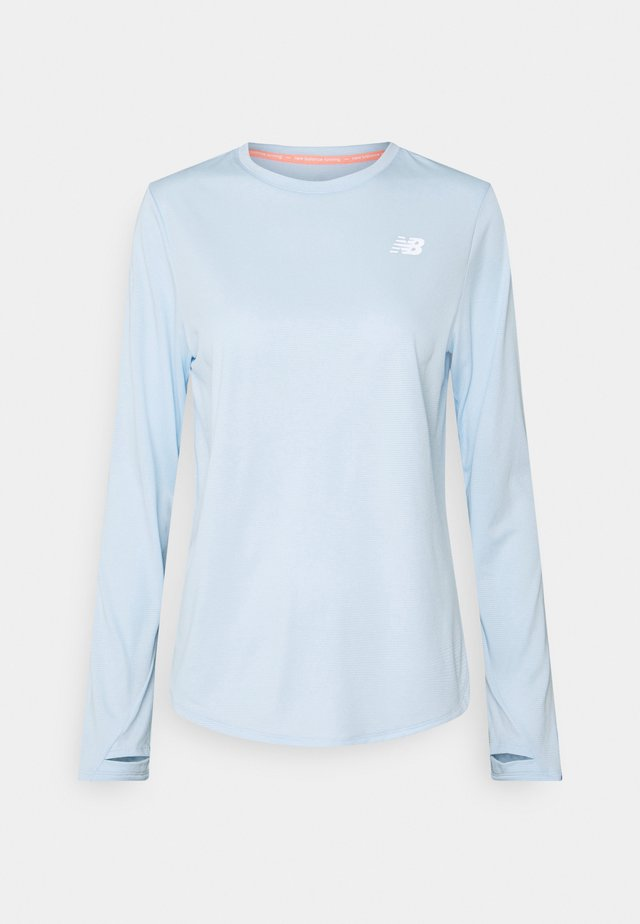 ACCELERATE  - Sportshirt - light blue