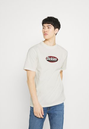 SAXMAN TEE - T-shirt print - ecru