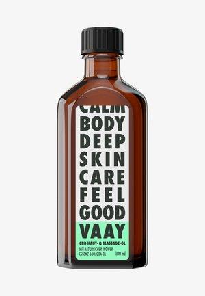 CBD BODY AND MASSAGE OIL - Body oil - -