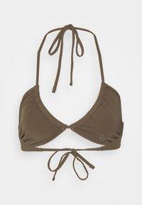 ARKET - Bikini top - brown - 1