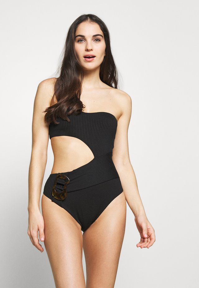 BANDEAU - Swimsuit - black