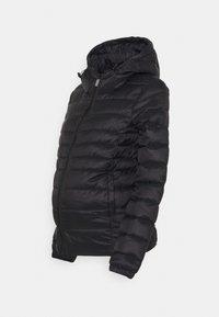 ONLY - OLMTAHOE HOOD JACKET - Light jacket - black - 0