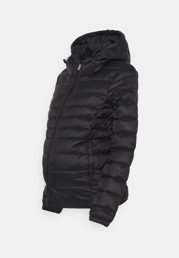 OLMTAHOE HOOD JACKET - Lehká bunda - black