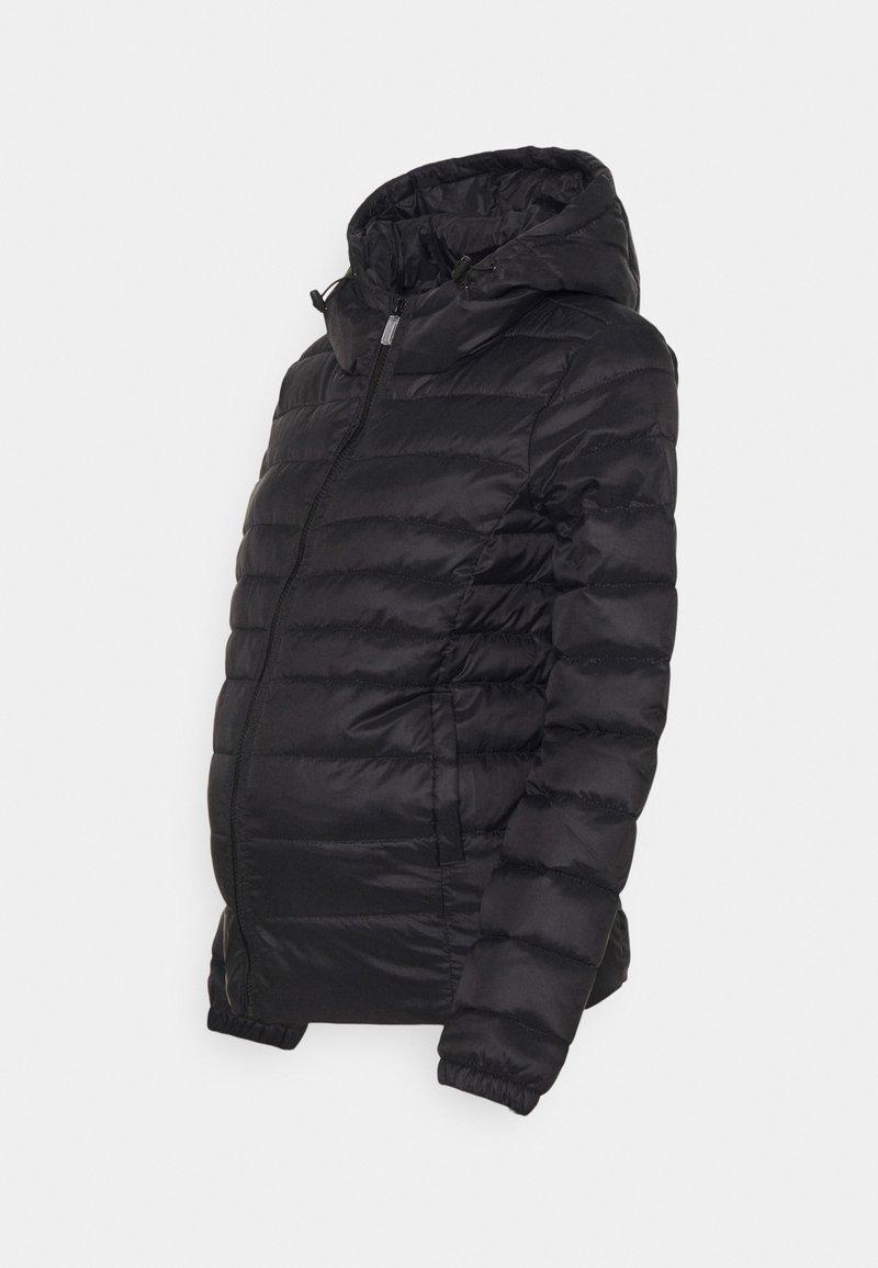 ONLY - OLMTAHOE HOOD JACKET - Light jacket - black