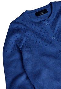 Next - Cardigan - mottled blue - 2