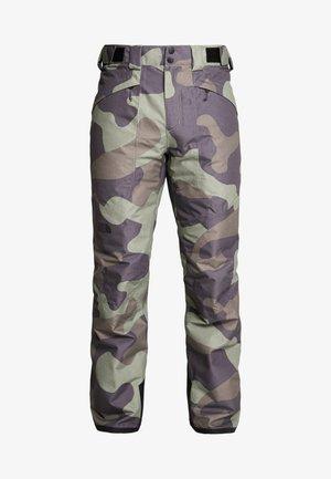 PRESENA  - Pantalon de ski - four leaf clover terra