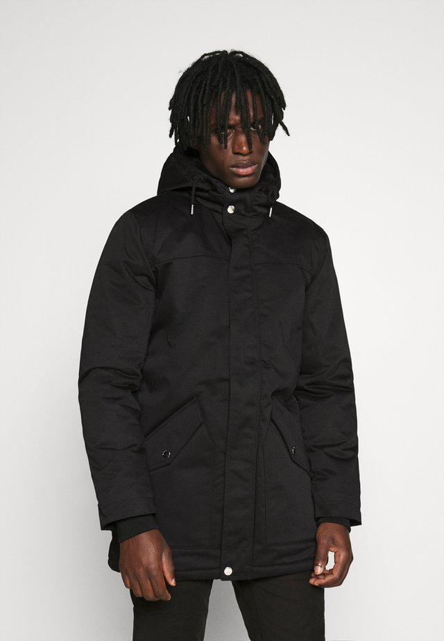 LEON JACKET - Parka - black