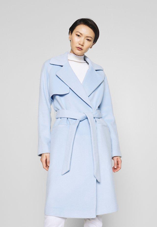 Kåpe / frakk - cashmere blue