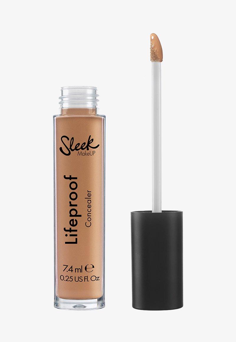 Sleek - LIFEPROOF CONCEALER - Concealer - ristretto bianco