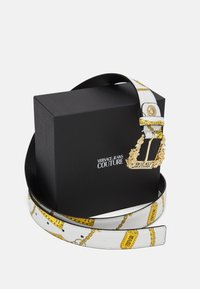 Versace Jeans Couture - Pásek - white - 3
