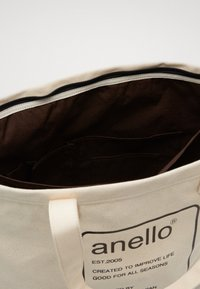 anello - AUBREY TOTE BAG  - Tote bag - natural - 4