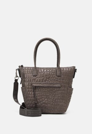 TOTE - Handbag - honey grey