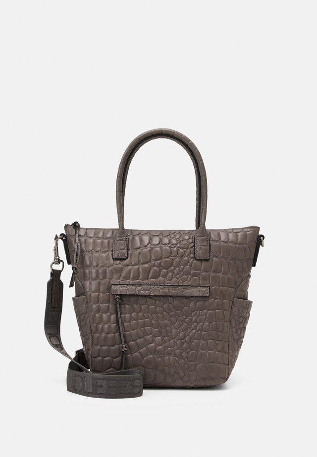 TOTE - Handbag - honey grey