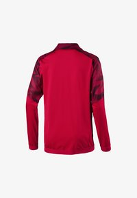 Puma - Sports jacket - tango red - black - 1