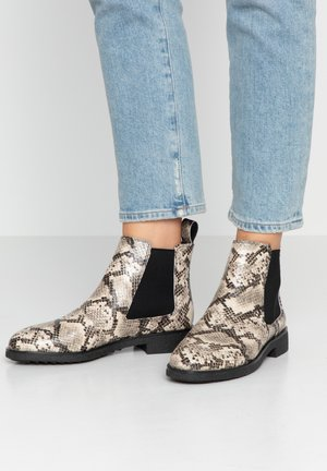 GRIFFIN PLAZA - Ankle boots - beige
