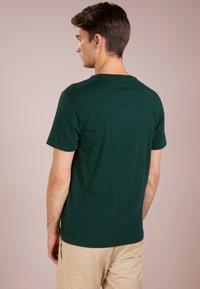 Polo Ralph Lauren - T-shirt basique - college green - 2