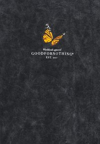 Good For Nothing - ACID WASH BUTTERFLY UNISEX - Sweater - grey - 2