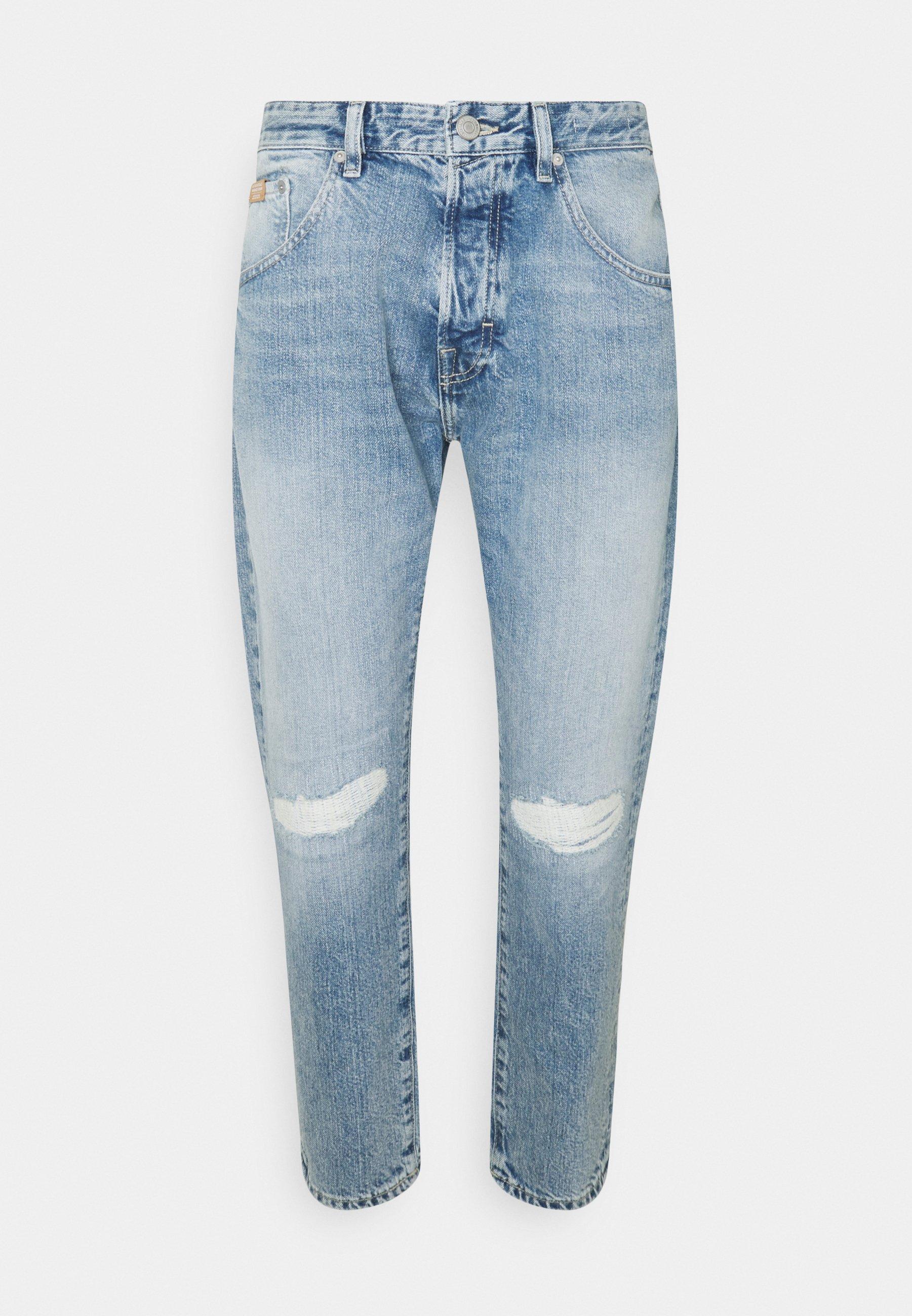 Uomo JJIFRANK JJLEEN - Jeans baggy