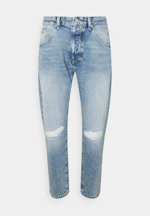 JJIFRANK JJLEEN - Jeans baggy - blue denim