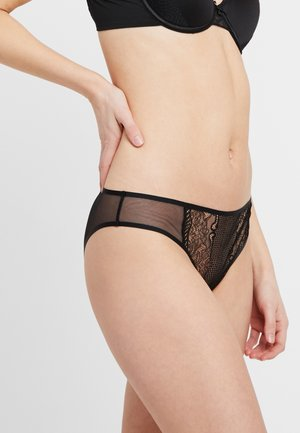 EDGE SLIP - Briefs - anthracite