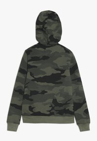 Abercrombie & Fitch - Zip-up hoodie - olive - 1