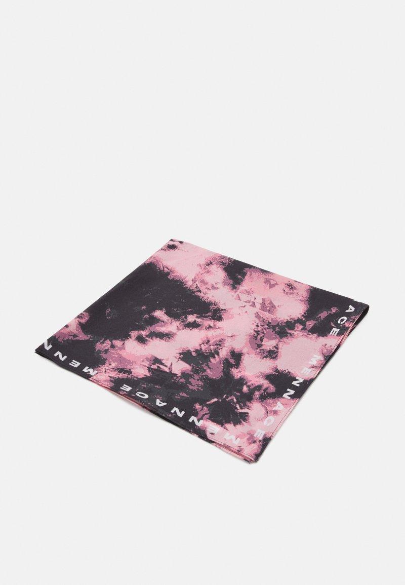 Mennace - BANDANA UNISEX - Foulard - pink