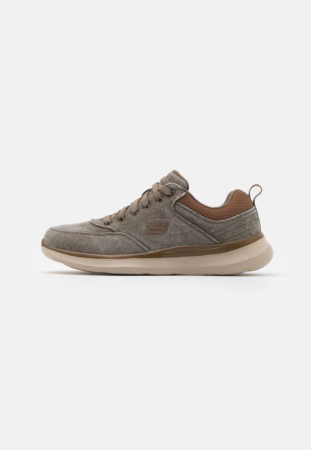 DELSON 2.0 KEMPER - Sneakers laag - khaki