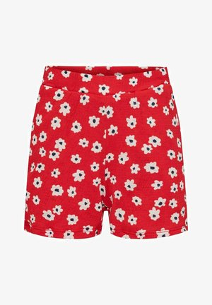 Shorts - high risk red