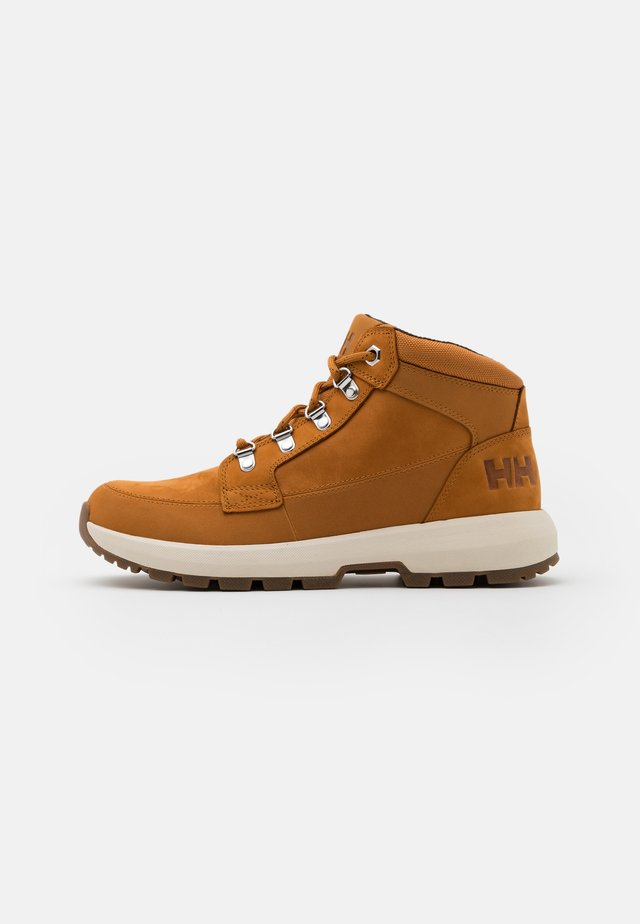 RICHMOND - Outdoorschoenen - honey wheat/coffe bean
