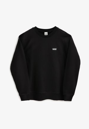 WM FLYING V BF FT CREW - Sweatshirt - black