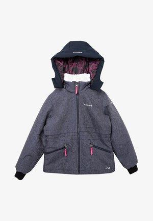 KINSLEY JR - Winter jacket - dunkel blau